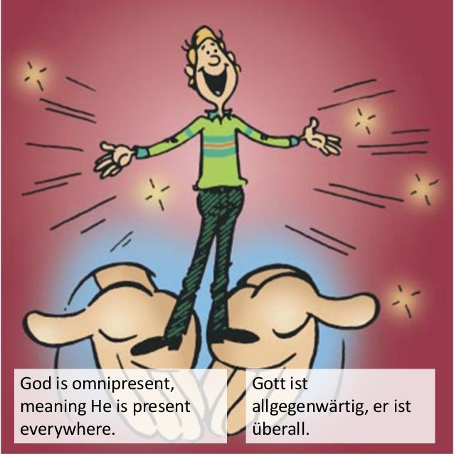God is omniscient, meaning He knows the past, present, and future, including what we are thinking at any given moment. Got...