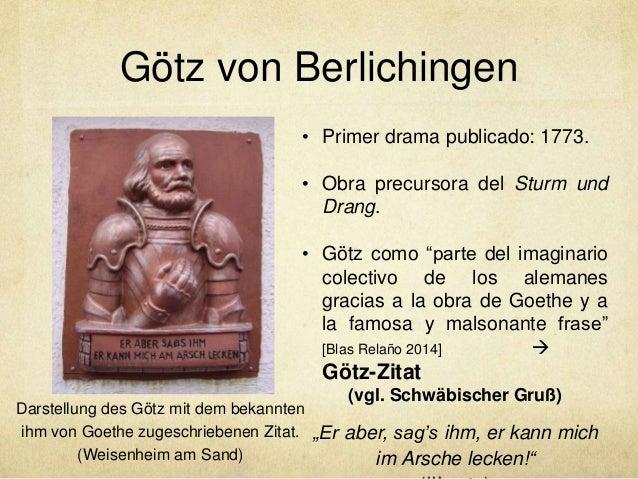 Zitat Götz Von Berlichingen