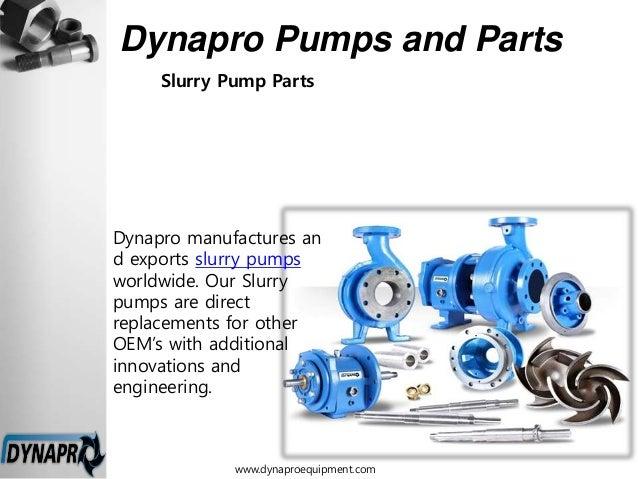 Goulds slurry pumps