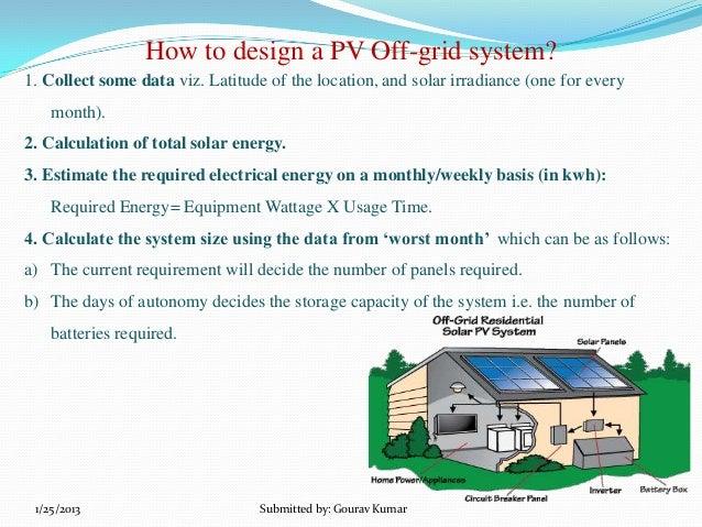 Solar Panel Technology Ppt