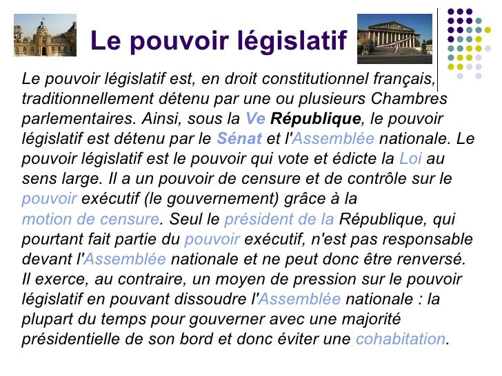 Government System In France