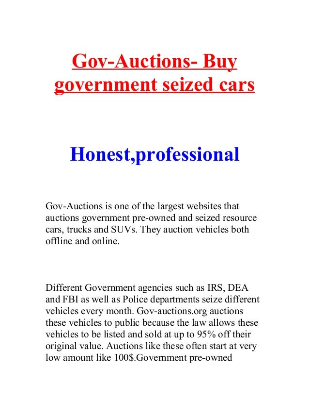 government seized cars review action cars cheap
