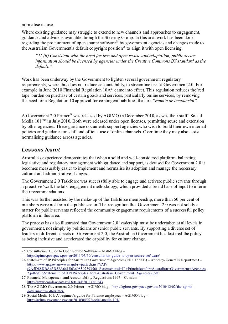 Gov 20 policy in australia v2 11 normalise malvernweather Choice Image