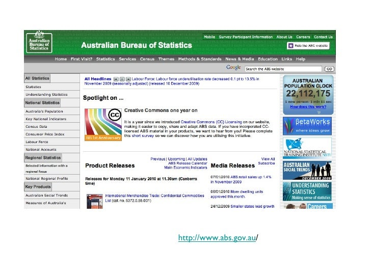 http://www.abs.gov.au /