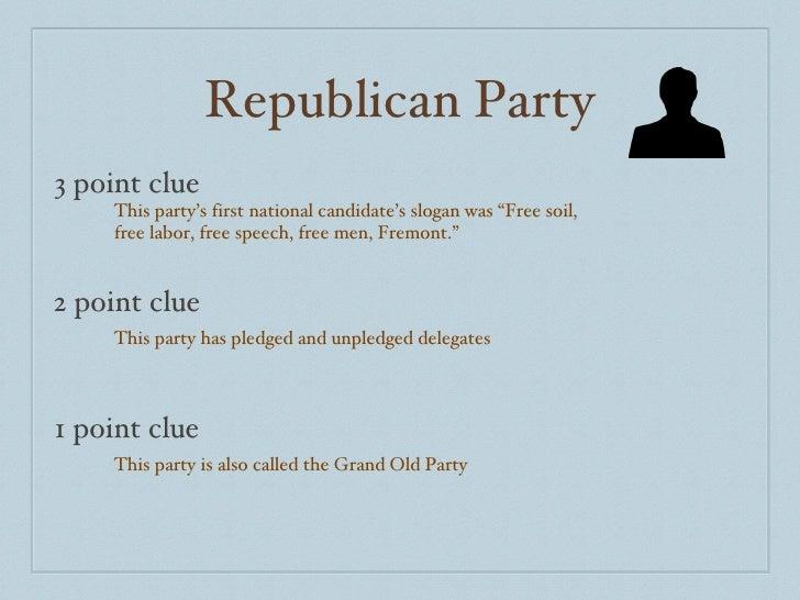 Ap Gov Political Parties