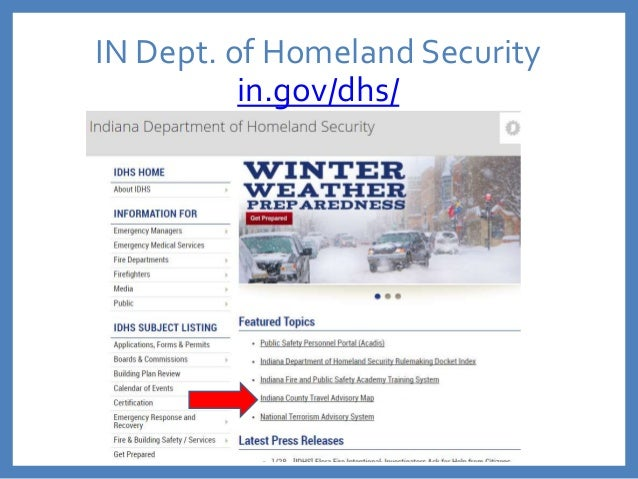 Indiana - Researching with State & Federal Government Resources on indiana homeland security travel, homeland security warnings map, indiana house of representatives map, homeland security county map, indiana department of education maps, indiana department of homeland security logo, homeland security indiana weather map, emergency travel weather map, indiana county weather emergency levels,