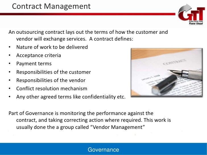 it infrastructure outsourcing at schaeffer managing the contract It infrastructure outsourcing at schaffer: managing the contract no description by vidya govind kumar on 5 november 2012 tweet comments (0) please log .