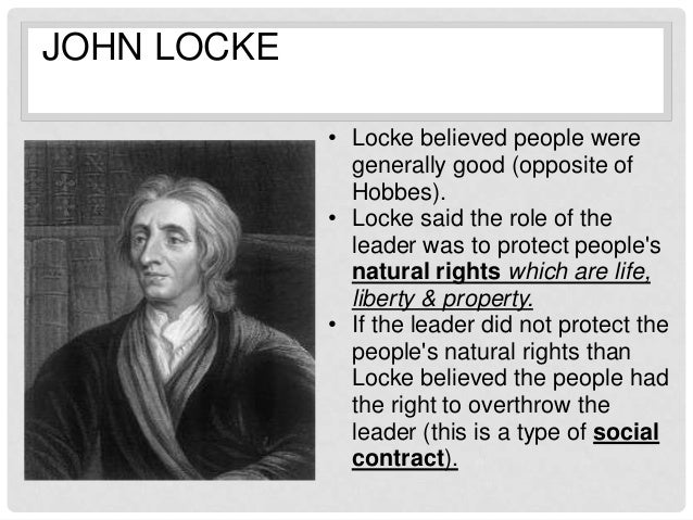 an analysis of john lockes views on separation of powers Start studying government unit 1 learn vocabulary,  why did montesquieu advocate the separation of powers  how did hobbes's views differ from those of locke's.