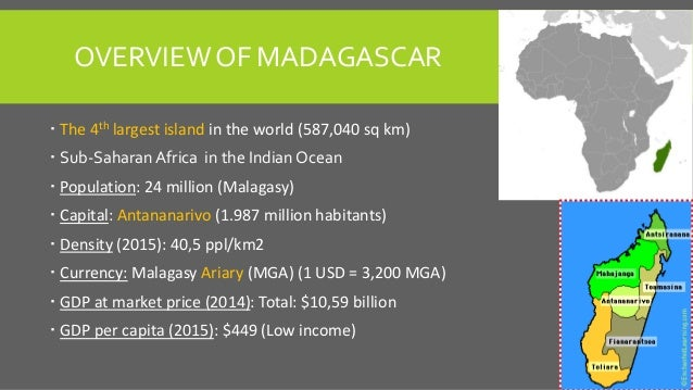 Government and natural resources - Madagascar case study