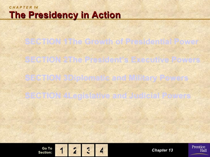 Government Chapter 14 Powerpoint