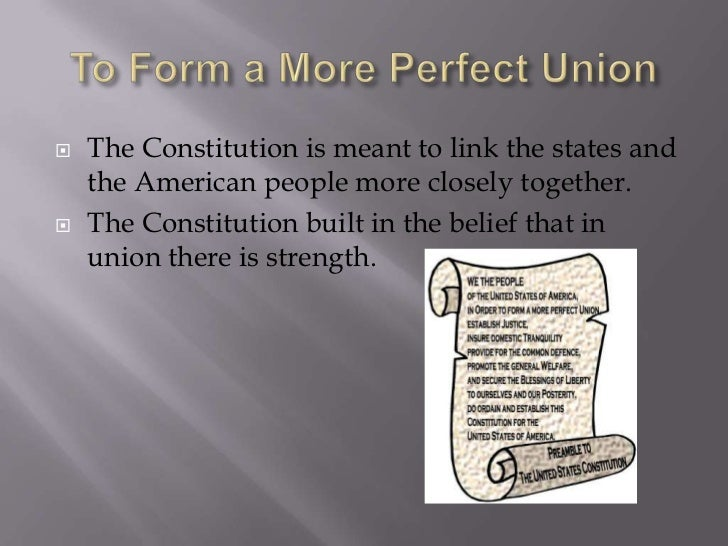 a perfect constitution A more perfect constitution has 248 ratings and 40 reviews bill said: i'm giving this book five stars for its clear writing and the attention to address.