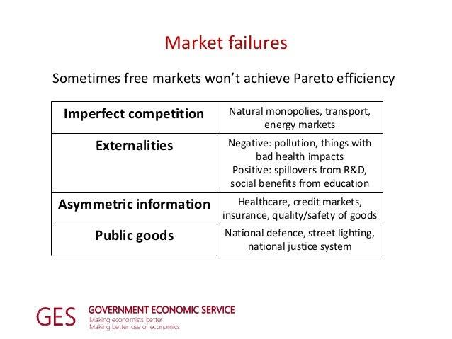Free Market For Education Economists >> Government Economic Service