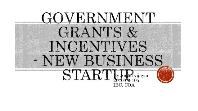 Government Incentives - Bing images