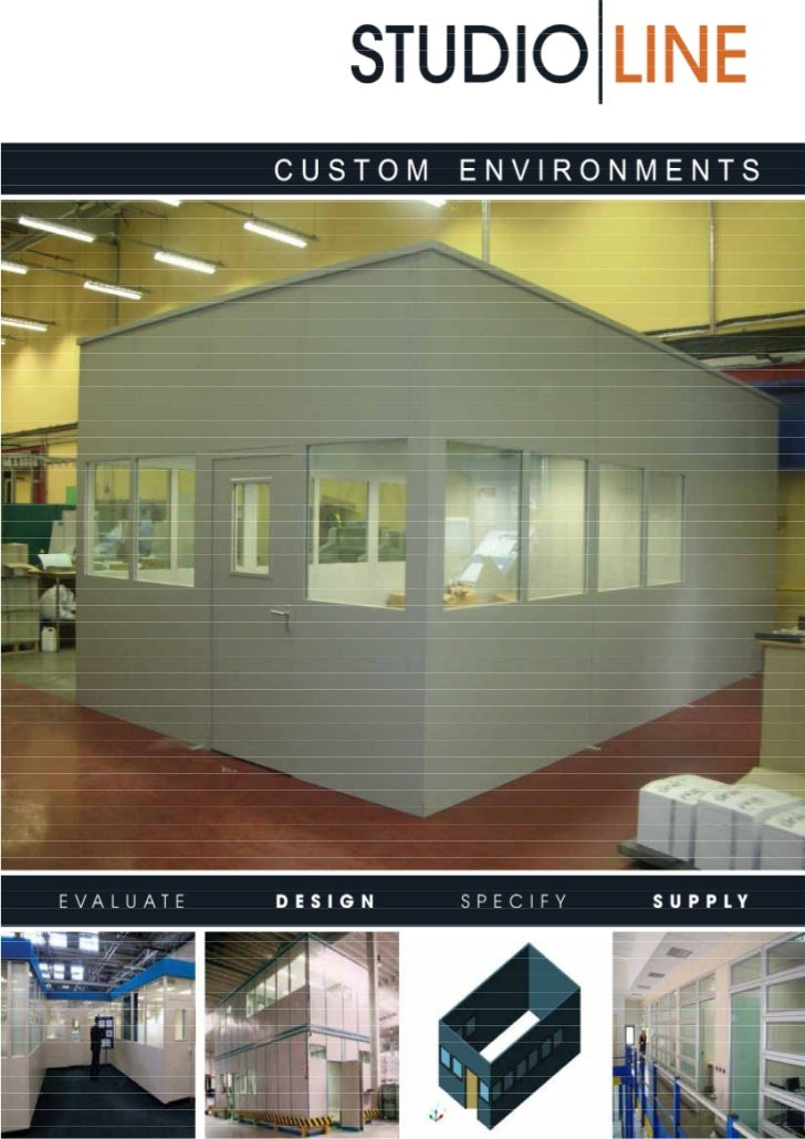 The brief from our client in this case required the design and construction of a self contained, fire rated, acoustically ...