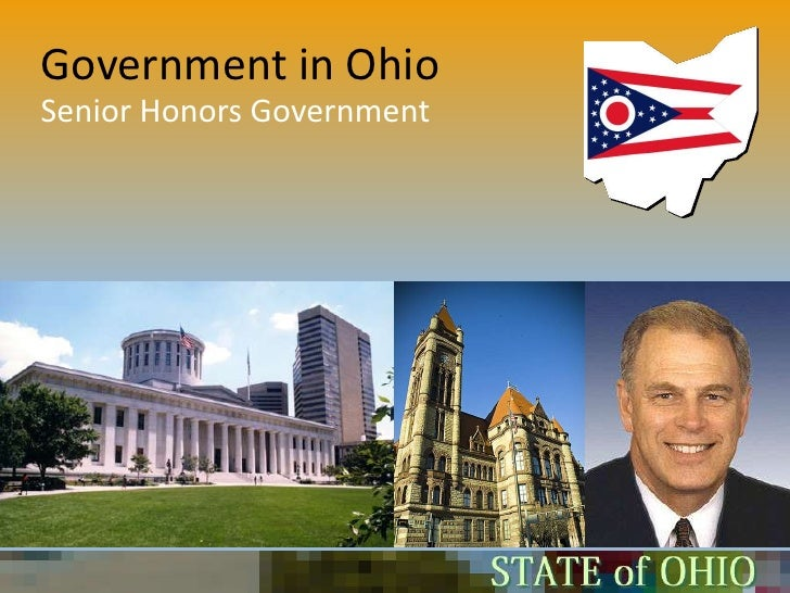 Government in OhioSenior Honors Government