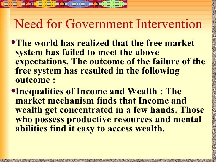 government intervention Before government took on the role of providing social insurance, individuals and  private charity did everything needed to insure people.
