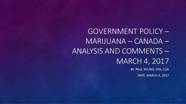 legalization of marijuana analysis report With a utah ballot initiative backing legalization of medical marijuana headed to the november ballot, the lds church on friday issued an analysis raising dozens of legal concerns  report from .