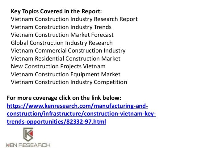 construction research topics