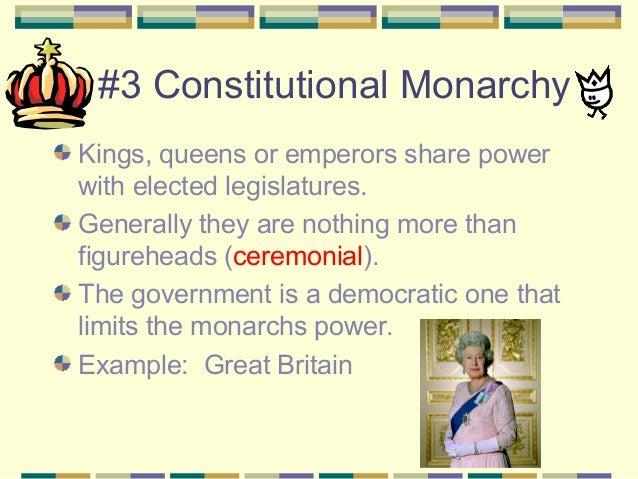 Monarchy definition