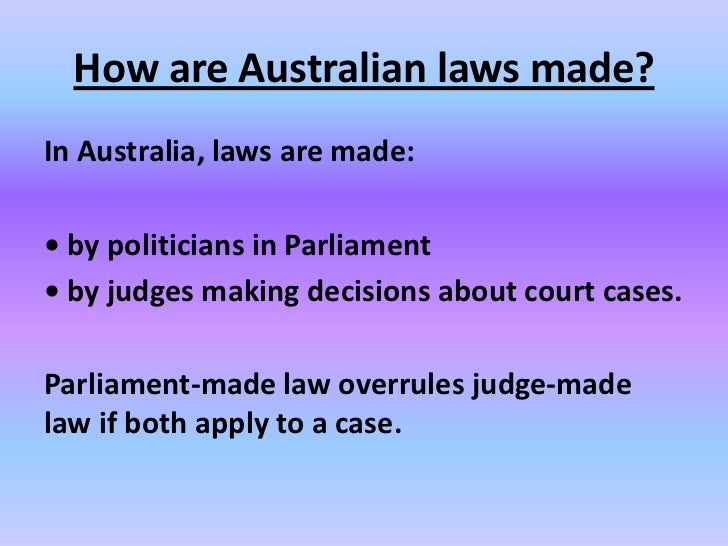 a study of australian immigration law The new immigration policy changed where a noncitizen could apply for australian protection until then, australia's migration zone, as this is known, stretched to its territories of thousands .