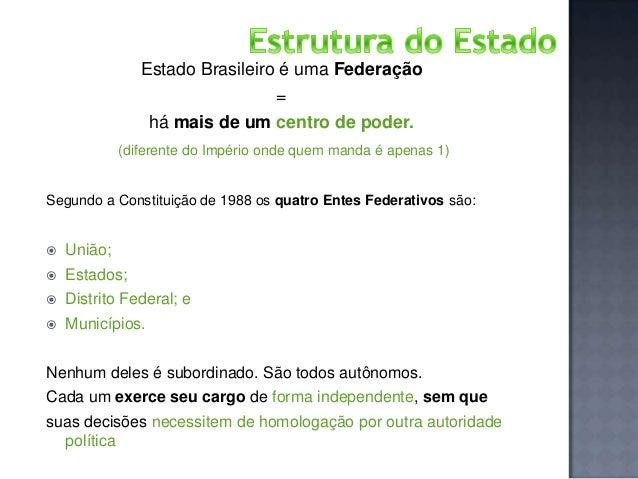 Governo e administração publica - sistema jurídico brasileiro