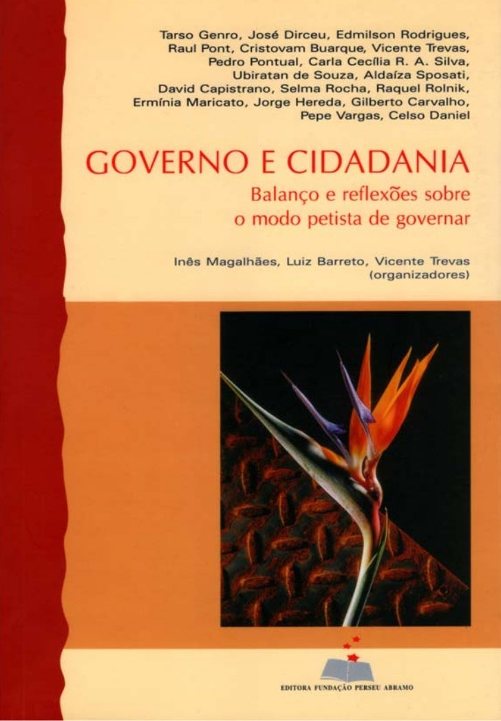Governo e cidadania