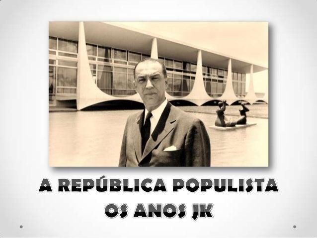MORREU GETÚLIO VARGAS! A DIFÍCIL TRANSIÇÃO • Presidente Café Filho (08/1954- 11/1955) → alinhamento com o FMI, política ec...