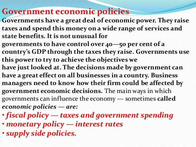 Beautiful 14. Fiscal Policy: Taxes And Government ...