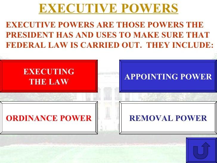 Govt Executive Branch Interactive