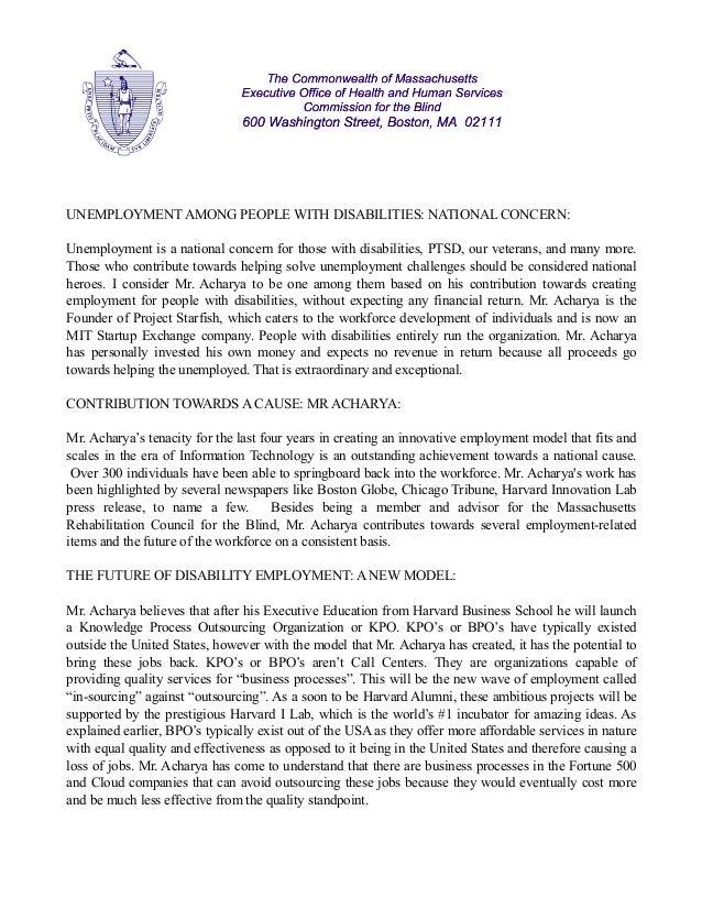 Govt of Massachusetts : John Oliveira : Subhashish Acharya Slide 2