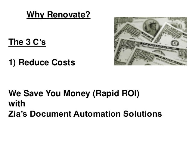 Rapid ROI, Rapid Adoption: ECM Renovation for Government