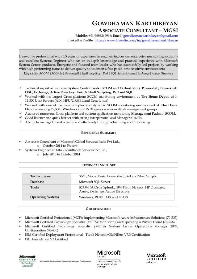 gowdhaman karthikeyan resume