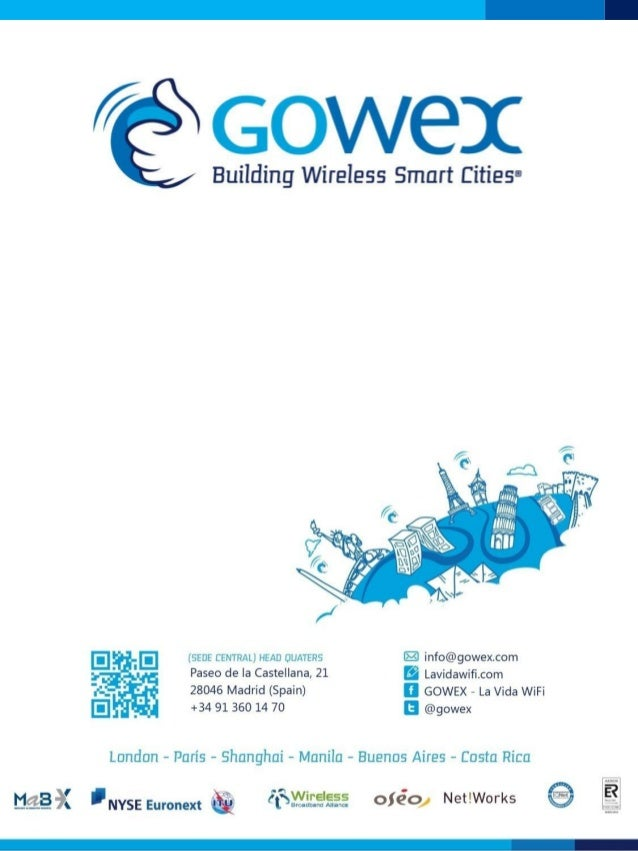 Let´s GOWEX - Boletín del accionista - may 13
