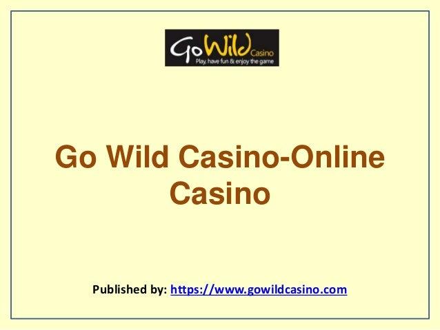 Online Casino Go Wild