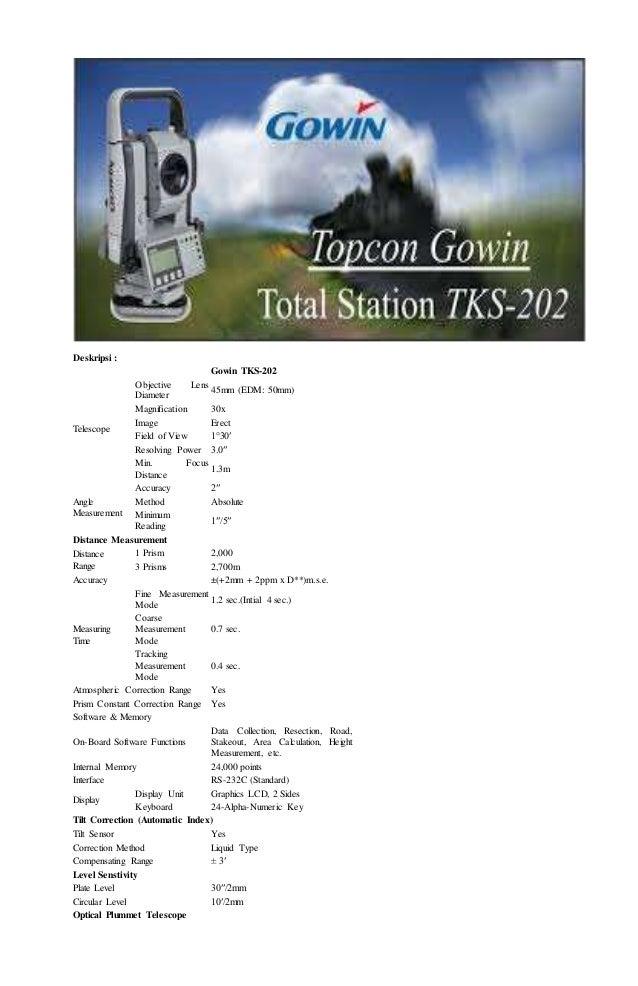 Gowin Tks 202 User Manuals Pdf
