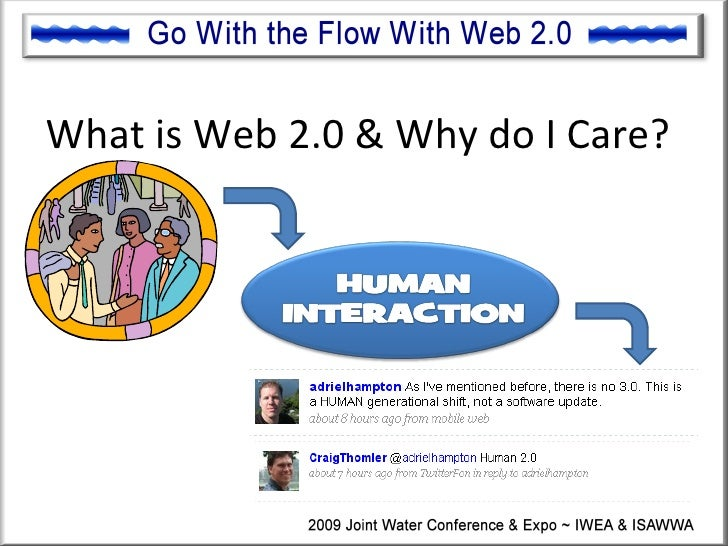 Go With The Flow With Web 20 Slide 2