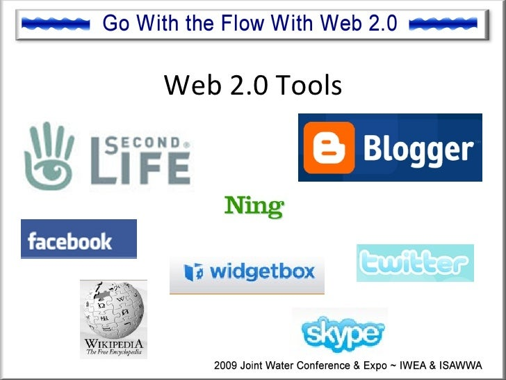 Go With The Flow With Web 20 Slide 3