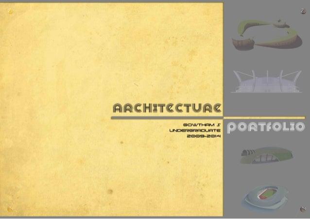 Gowtham portfolio