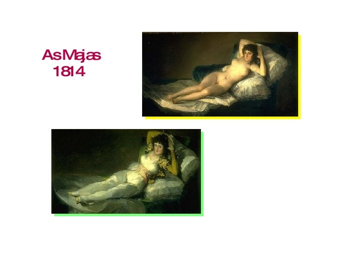 As Majas 1814
