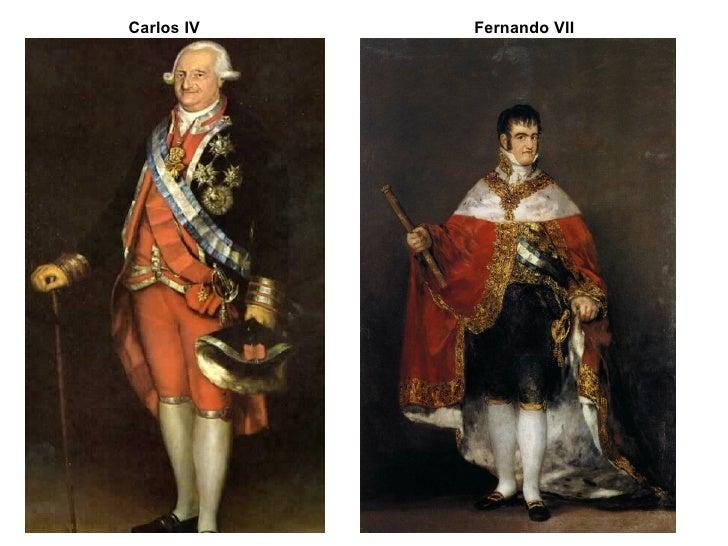 Carlos IV Fernando VII