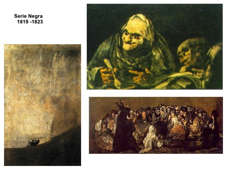 Serie Negra 1819 -1823