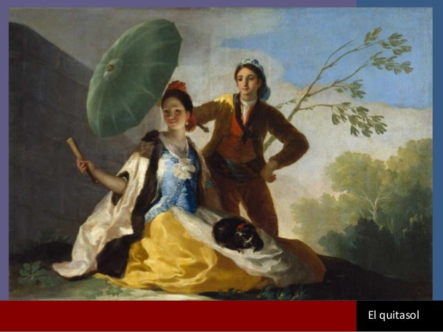 Goya costumbrista Slide 3