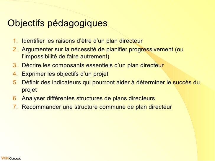Gp 04   Le Plan Directeur Slide 3