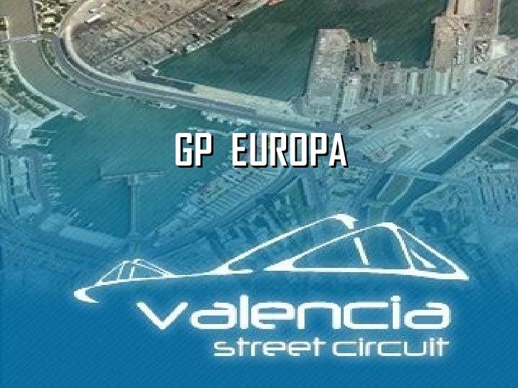 GP  EUROPA