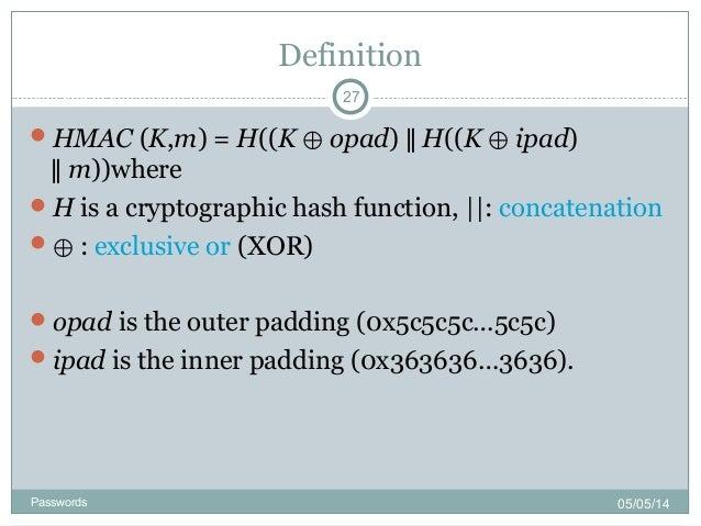 Definition of concatenation