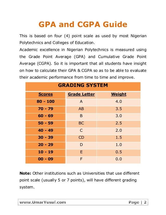 Gpa and cgpa software how to calculate gpa and cgpa gpa ccuart Choice Image