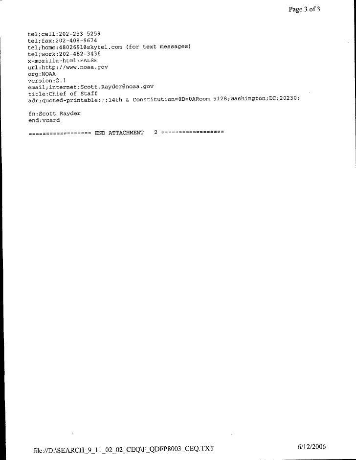 CAR Email 11.26.01 (a) Slide 3