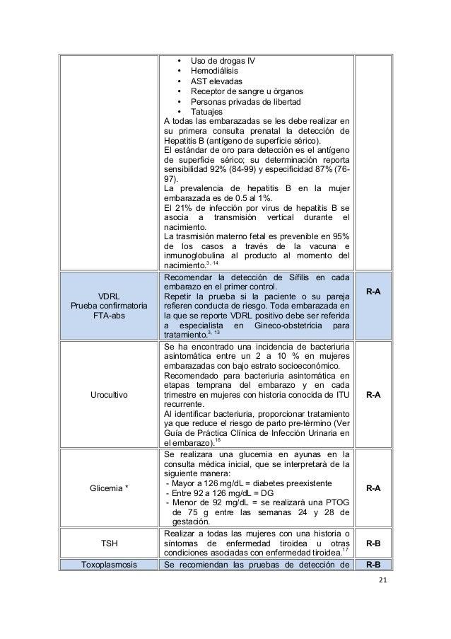 Gpc control prenatal 2015 MSP Ecuador 2015