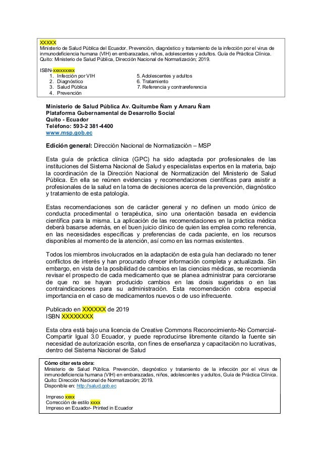 Gpc vih acuerdo_ministerial05-07-2019 Slide 2