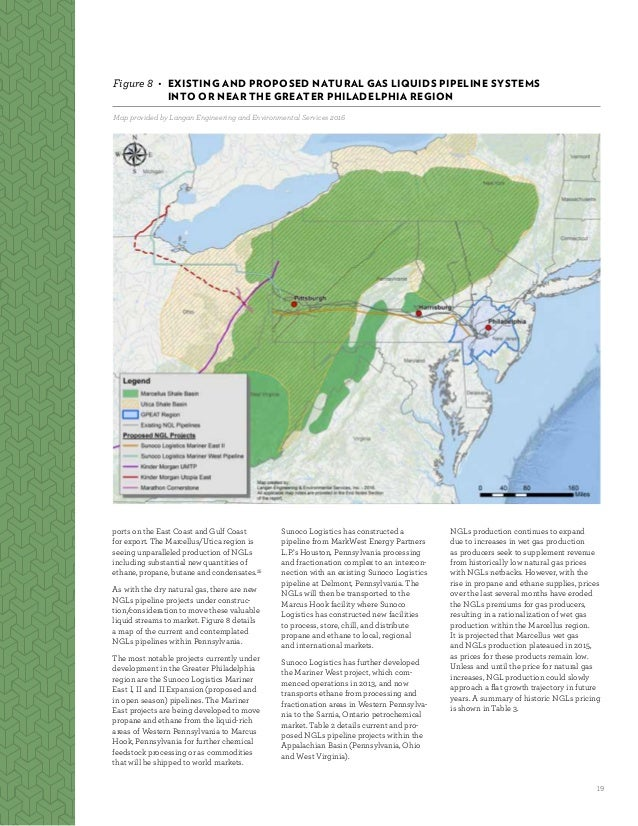Study: A Pipeline for Growth - Regional Energy Hub in